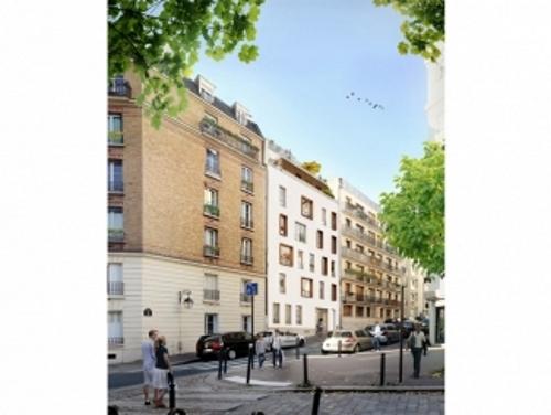 NEUF – Paris 13ème – Maison – 4 Trimestre 2017