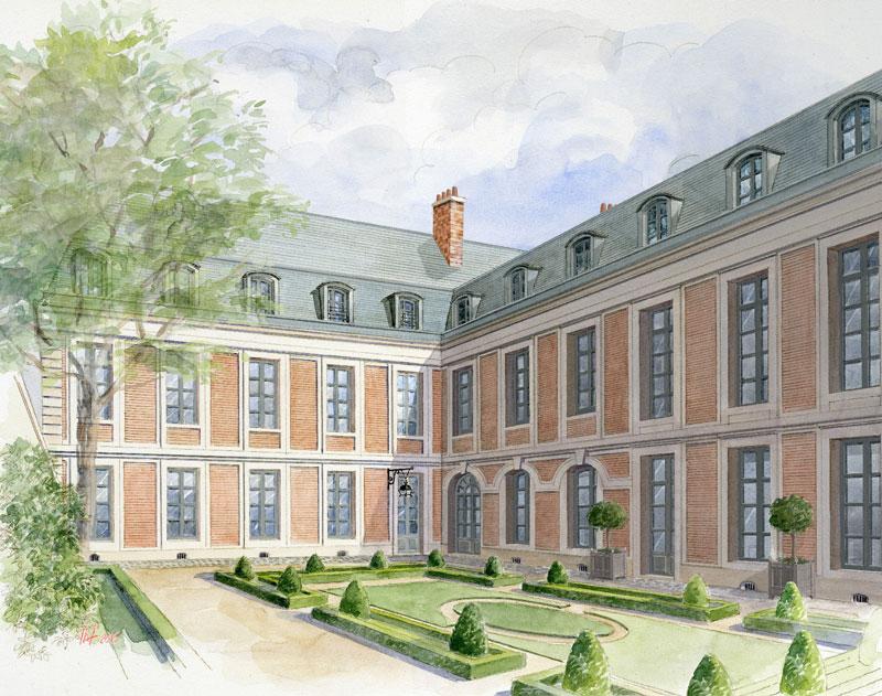 RENOVE – Versailles – Château – F5 Duplex