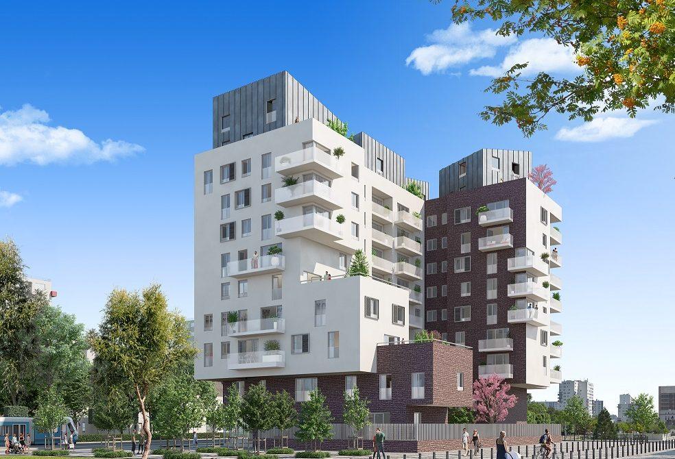 """LA COURNEUVE (93) – """"Panorama"""" – Livraison : Septembre 2022"""