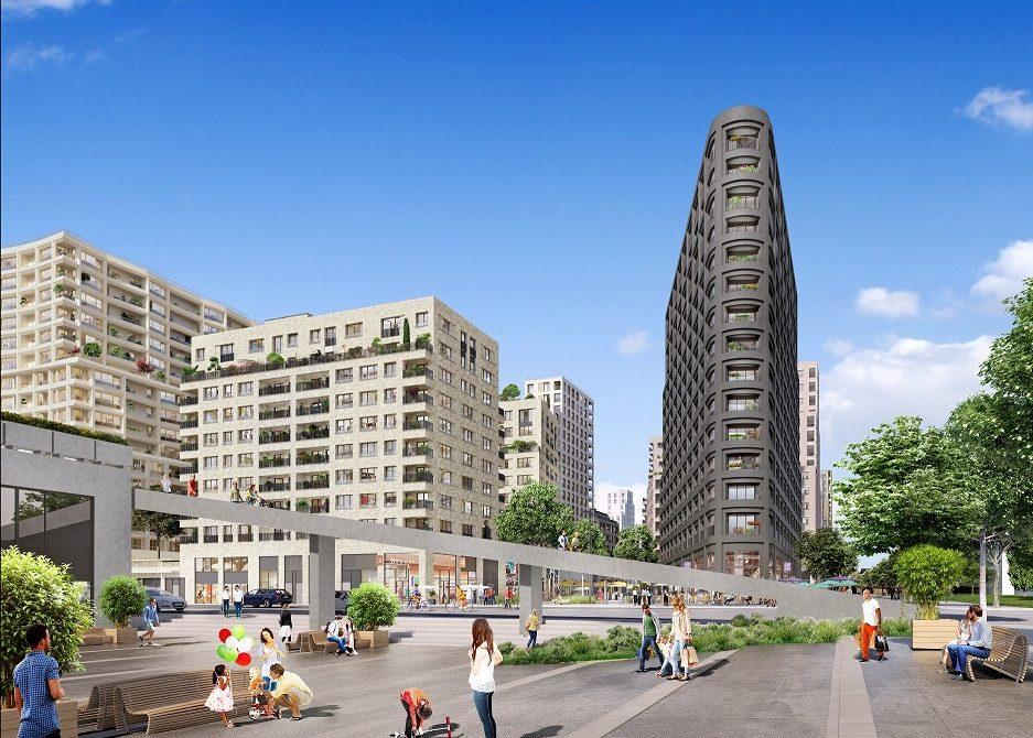 "BOBIGNY (93) – ""Coeur de ville / Hall Plaza"" – Livraison : Avril 2023"