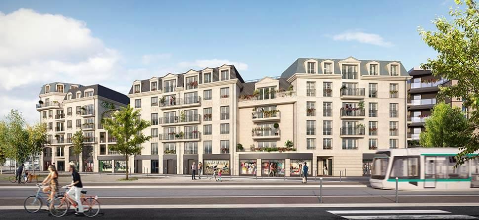CLAMART (92) – CARRE PARISIEN – Livraison : Juin 2022
