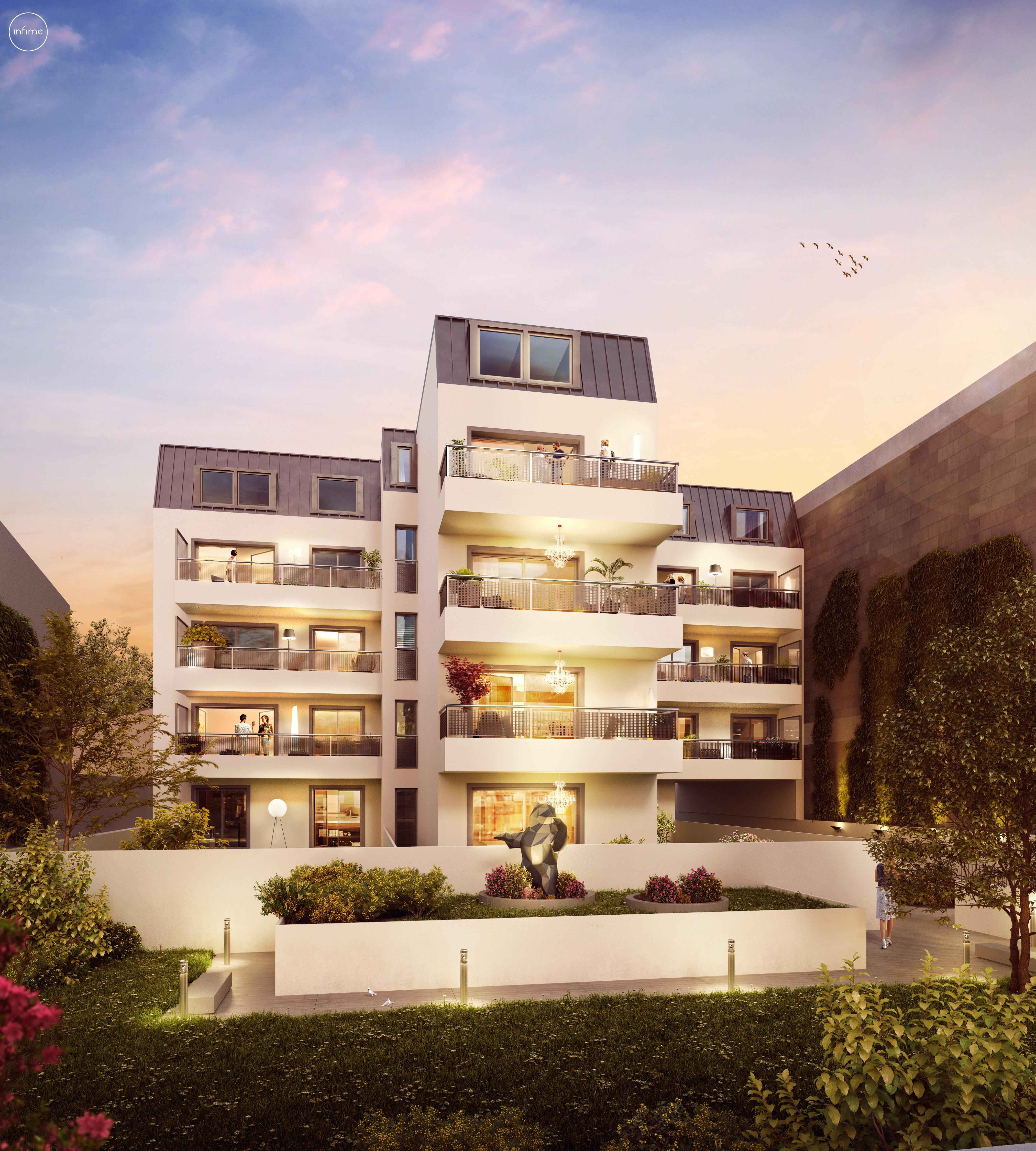 ALFORTVILLE (94) – LA MAISON – Livraison : Septembre 2022